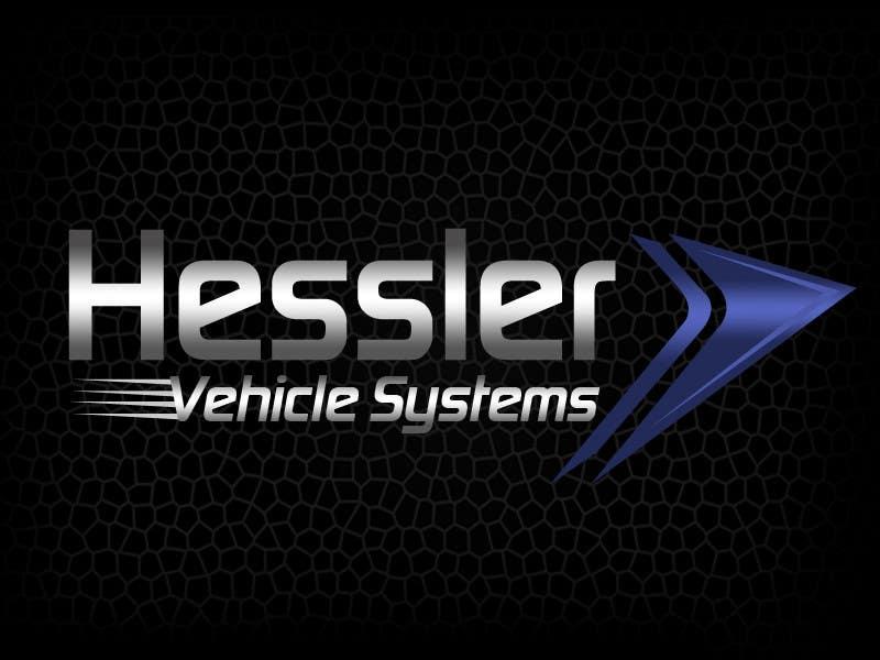 Inscrição nº 345 do Concurso para Logo Design for Hessler Vehicle Systems