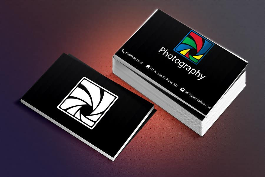 Inscrição nº 92 do Concurso para Design a Logo for a photographer who loves google