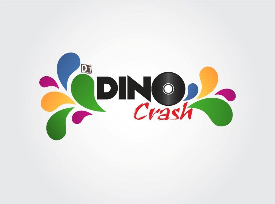 Proposition n°13 du concours Logo for Dino Crash (DJ)