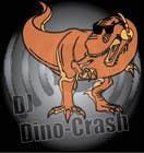 Proposition n° 7 du concours Graphic Design pour Logo for Dino Crash (DJ)