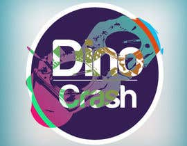 nº 89 pour Logo for Dino Crash (DJ) par gigakhurtsilava