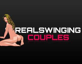#80 para Logo for Adult Dating and Swingers Website por kirtanwa