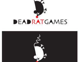 nº 104 pour Design a Logo for DeadRatGames par r063rabad