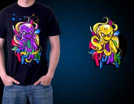 #44 para Design a scudpunk T-Shirt! por Unipixel1