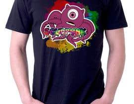 #57 para Design a scudpunk T-Shirt! por Jaztene1315