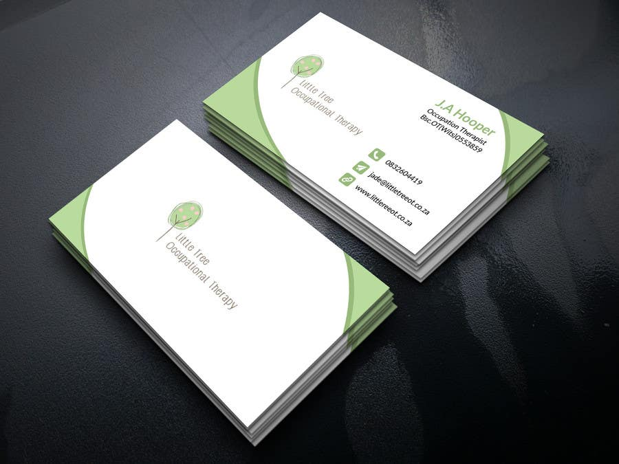 Design A Letterhead And Business Card