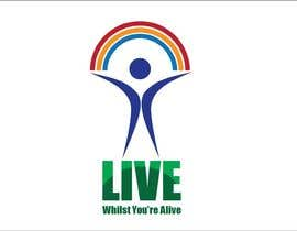 #145 para Logo Design for Live Whilst You're Alive de iakabir
