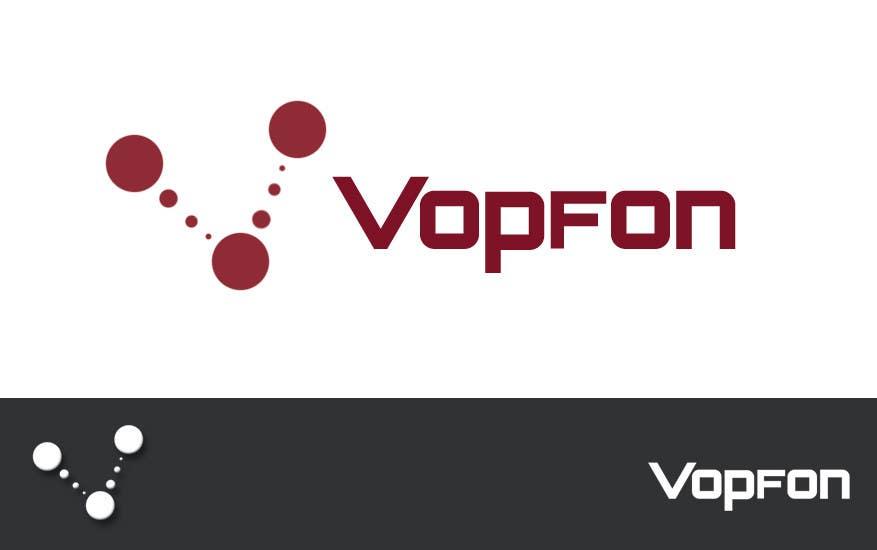 Proposition n°                                        147                                      du concours                                         Design a Logo for VOPFON