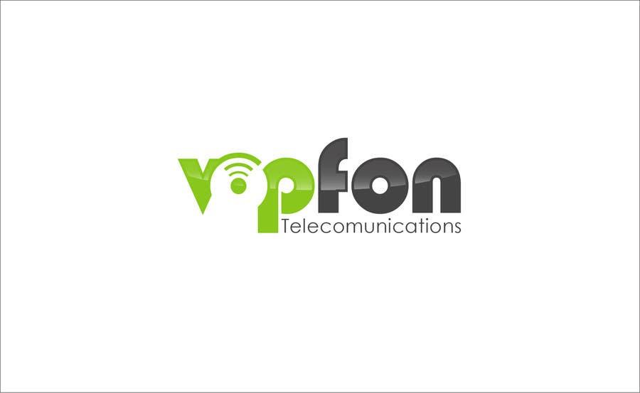 Proposition n°                                        157                                      du concours                                         Design a Logo for VOPFON