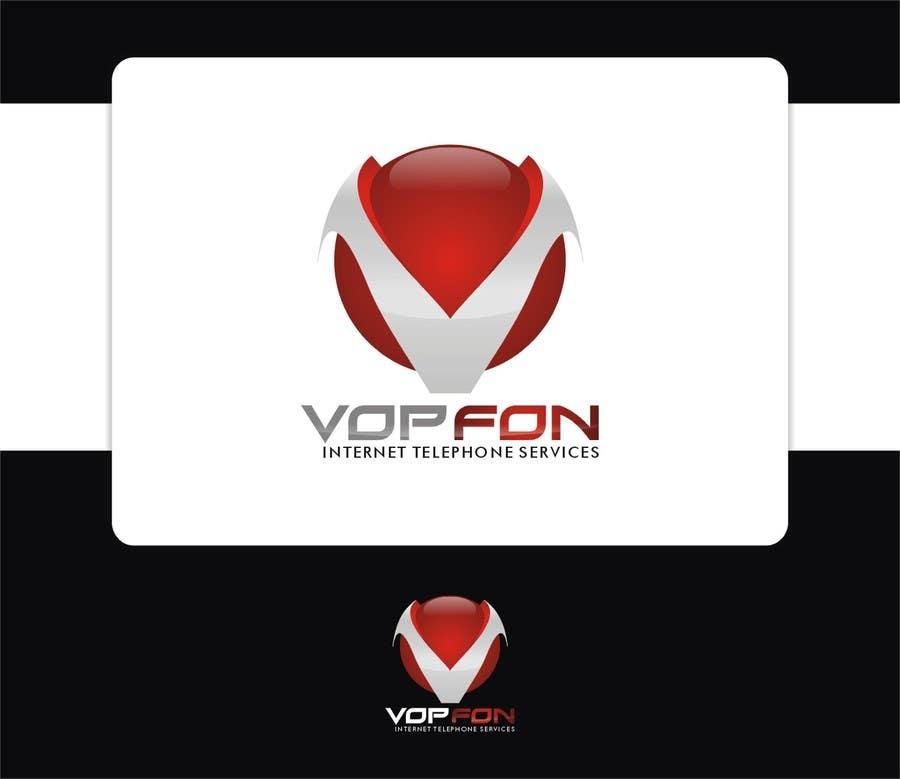 Proposition n°                                        57                                      du concours                                         Design a Logo for VOPFON