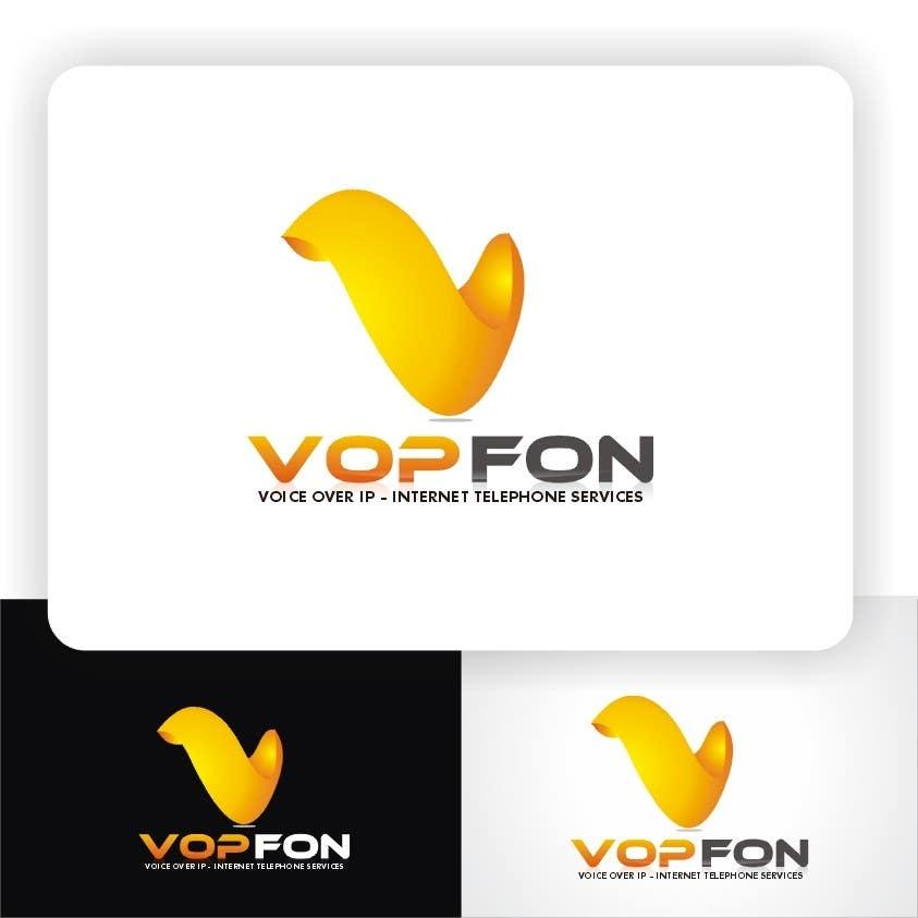 Proposition n°                                        174                                      du concours                                         Design a Logo for VOPFON