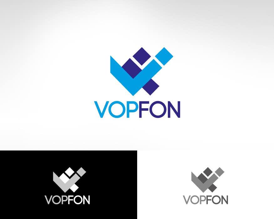 Proposition n°                                        128                                      du concours                                         Design a Logo for VOPFON