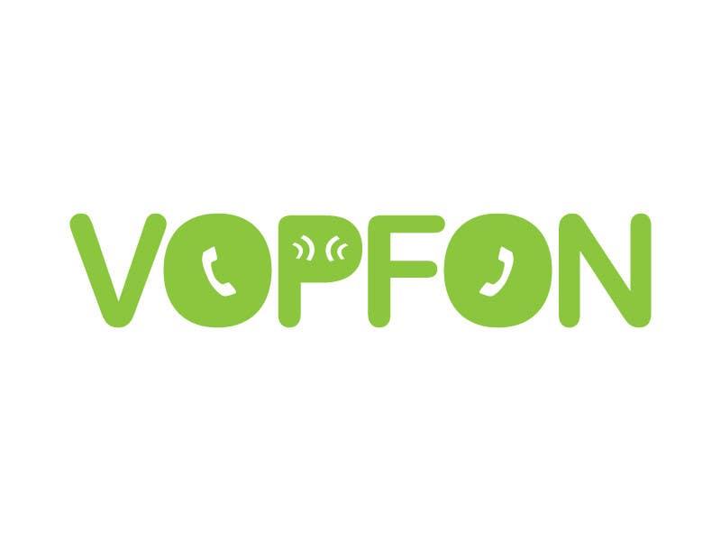 Proposition n°                                        175                                      du concours                                         Design a Logo for VOPFON