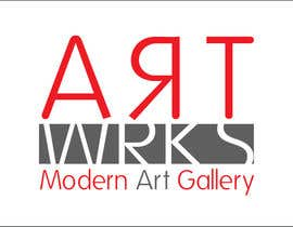 #190 untuk Logo & Favicon for an online art gallery (show off your artwork) oleh moro2707