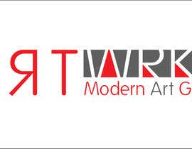 #197 untuk Logo & Favicon for an online art gallery (show off your artwork) oleh moro2707