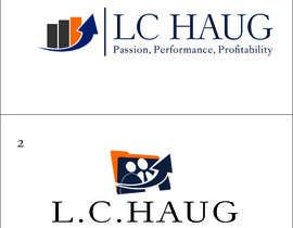 nº 38 pour Develop a Corporate Identity for L.C. Haug par advway