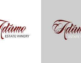 nº 49 pour Design a Logo for Winery par mridul140