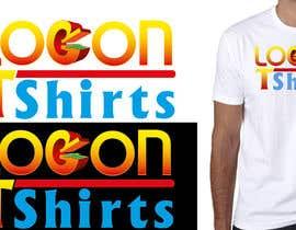 "#29 untuk Design a Logo for ""LOGONTSHIRTS"" oleh banig12345"