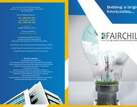 #10 untuk Design a Brochure for Fairchild Group oleh MagicalDesigner