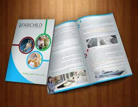 #7 for Design a Brochure for Fairchild Group af jaisonjoseph91