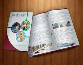 #9 for Design a Brochure for Fairchild Group af jaisonjoseph91