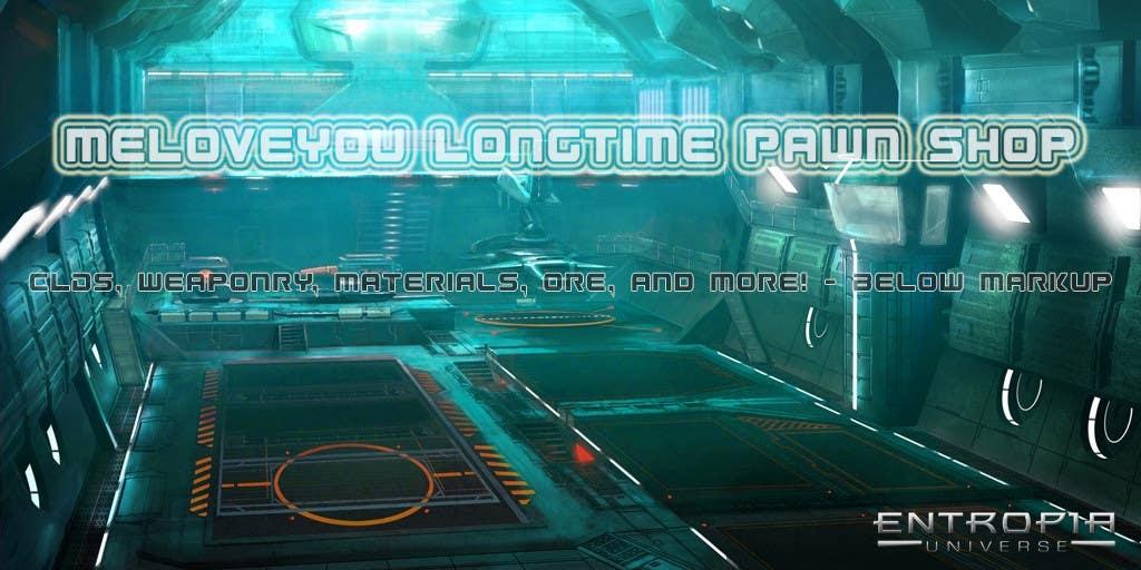 Kilpailutyö #16 kilpailussa Entropia Universe Banner for Game Shop