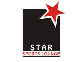 #22 for STAR Sports Lounge-LOGO by adria5n