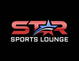 nº 32 pour STAR Sports Lounge-LOGO par Psynsation