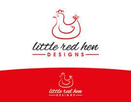 AnaKostovic27 tarafından Design a Logo for Little Red Hen Designs için no 20