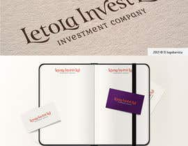 #75 for Designa en logo for Letola Invest Ltd by Logobarista