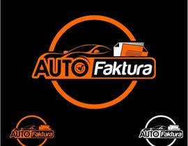 nº 242 pour Logo Design for a Software called Auto Faktura par arteq04