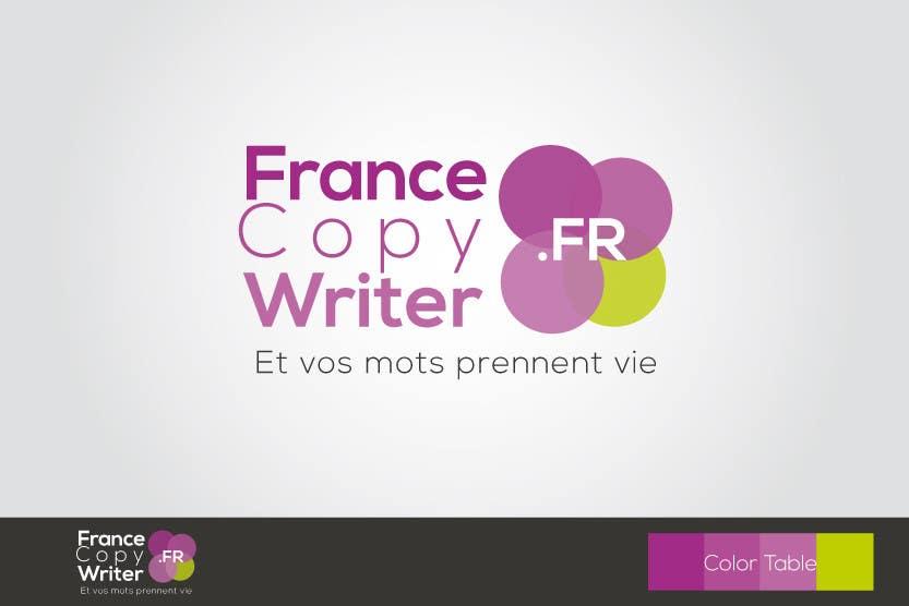 #11 for Require logo and business cards design for:  Francecopywriter (international logo) by mekuig