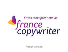 #2 para Require logo and business cards design for:  Francecopywriter (international logo) por HolaCreador