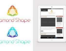 #33 for DiamondShape.com Logo & Header af theislanders