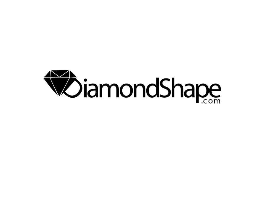 Penyertaan Peraduan #2 untuk DiamondShape.com Logo & Header
