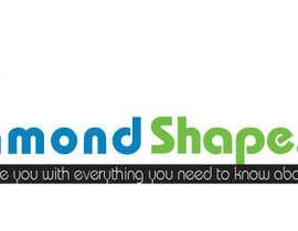 #7 para DiamondShape.com Logo & Header por mahossainalamgir