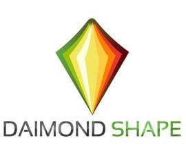 #6 for DiamondShape.com Logo & Header af developingtech