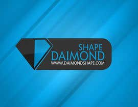 #12 for DiamondShape.com Logo & Header af developingtech