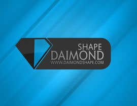 #13 for DiamondShape.com Logo & Header af developingtech