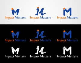 #56 for Design a Logo for Impact Matters by galihgasendra