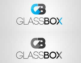 #326 for Clean & modern logo for the name GLASSBOX (international consulting biz) by dindinlx