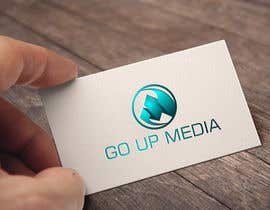 #10 para LOGO - Go Up Media por damianmendezc