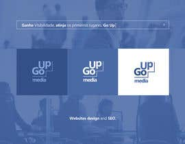 #27 para LOGO - Go Up Media por viniciuslauria