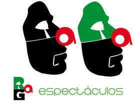 #50 para Design a Logo for a group in the show business por lozano312