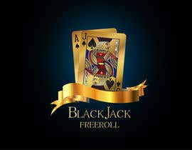 #210 for Design a Logo for Blackjack Freeroll af kalitaa36