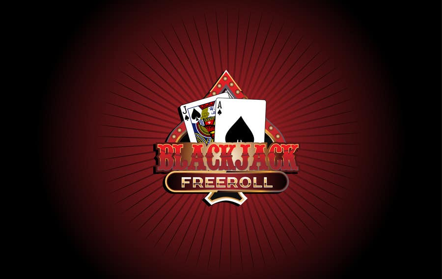 #19 for Design a Logo for Blackjack Freeroll by nabudhukka