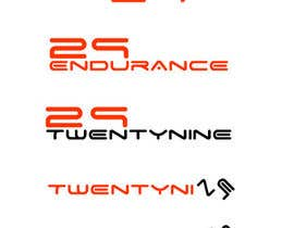 #22 para Logos and buttons for 29 Endurance Website por PrithvirajsinghC