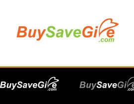 #128 cho Logo Design for BuySaveGive.com bởi rogeliobello