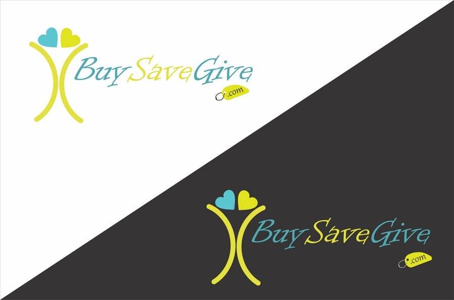 Inscrição nº 222 do Concurso para Logo Design for BuySaveGive.com