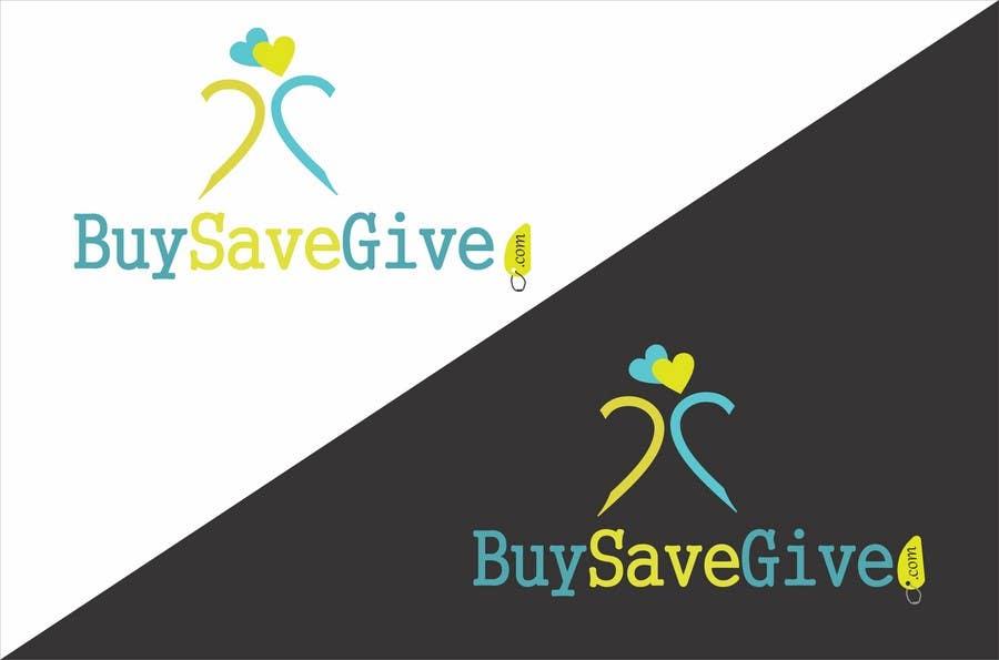 Inscrição nº 223 do Concurso para Logo Design for BuySaveGive.com